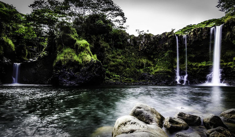Waterfalle